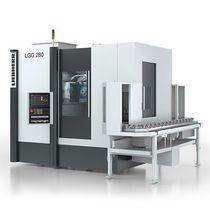 Rettificatrice cilindrica esterna / per ingranaggi / CNC / CBN