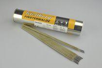 Elettrodo di saldatura in avvolte / a bacchetta / per saldatura subacquea / DIN 2302