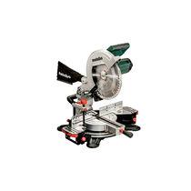 Troncatrice angolare / per alluminio / con unità di scorrimento / di precisione