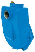 Pompa per acido / autoadescante / centrifuga / in acciaio inossidabile