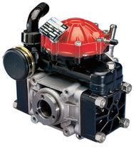 Pompa per prodotti chimici / a membrana / a spruzzo / a media pressione