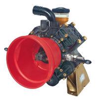Pompa per prodotti chimici / a membrana / a spruzzo / ad alta pressione