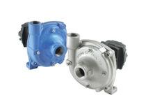 Pompa per acido / elettrica / centrifuga / in ghisa