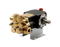 Pompa per prodotti chimici / duplex a stantuffo / di trasferimento