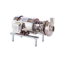 Pompa per prodotti agroalimentari / elettrica / centrifuga / a forte carico