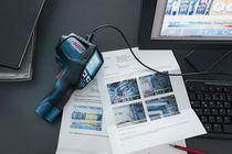 Rivelatore termico / portatile