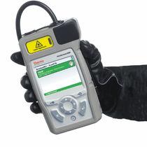 Analizzatore di cemento / di identificazione / portatile / automatico