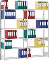 Scaffalatura per ufficio / per carichi leggeri / portadocumenti / regolabile