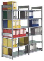 Scaffalatura per ufficio / per carichi leggeri / per archivio / regolabile