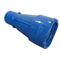 Riduzione femmina-maschio idraulica / per tubi / stampata