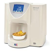 Analizzatore per prodotti alimentari / di proteine / di umidità / benchtop