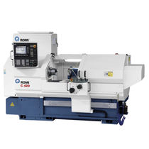 Tornio CNC / 2 assi / ad elevata produttività / rigido