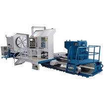 Centro di tornitura CNC / universale / 2 assi / per applicazioni pesanti