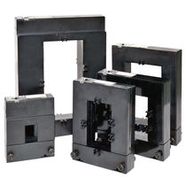 Trasformatore di misura / di corrente / incapsulato / apribile
