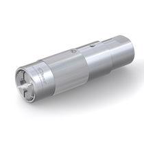 Raccordo rapido / dritto / idraulico / per carburante
