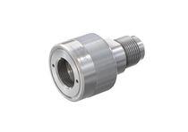 Raccordo ad avvitamento / dritto / idraulico / ad alta pressione