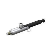 Raccordo rapido / dritto / pneumatico / per test di pressione