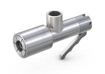 Raccordo push-to-lock / dritto / pneumatico / in acciaio inox