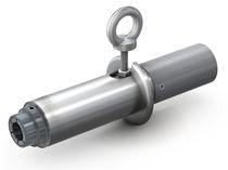 Raccordo rapido / dritto / pneumatico / in acciaio inox