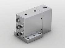 Raccordo dritto / idraulico / multi-connessione