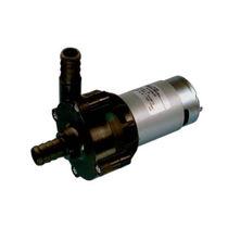 Pompa per acqua calda / a motore DC / ad accoppiamenti magnetici / centrifuga