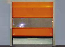 Porte ad avvolgimento / in PVC / in acciaio galvanizzato / per interno
