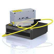 Laser ad impulsi corti / a nanosecondi / a fibra / per ultravioletto