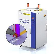 Sistema laser ad onda continua / a fibra / VIS / compatto