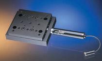 Micro-posizionatore a motore / lineare / 1 asse