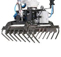 Pinza di presa pneumatica / per robot di pallettizzazione / ad alta velocità