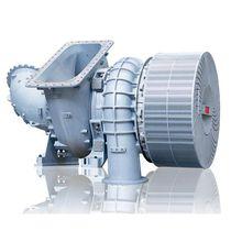 Turbocompressore motore a due tempi / compatto / monostadio / per motore a gas