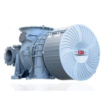 Turbocompressore stazionario / per applicazioni marine / semiveloce