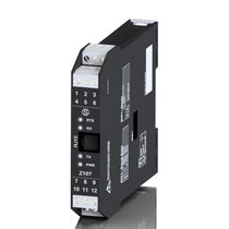 Convertitore serie* / RS-485 / RS-232 / su guida DIN