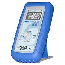Multimetro digitale / portatile / isolato elettricamente / alta risoluzione