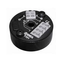 Trasmettitore di temperatura su testa di sonda / Pt100 / 4-20 mA / analogico