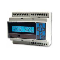 Analizzatore per rete elettrica / di spettro / da integrare / con registratore di dati