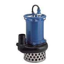 Pompa per acque cariche / per fanghi / elettrica / sommersa