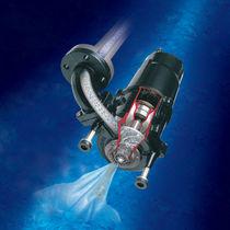Pompa per acque reflue / per effluenti / elettrica / sommersa