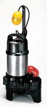 Pompa per acque reflue / elettrica / sommersa / a vortice