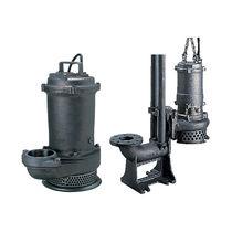 Pompa per acque reflue / elettrica / sommersa / a rotore