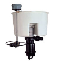 Decanter flottante / orizzontale / ad uso industriale
