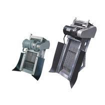 Griglia a barre / per trattamento delle acque reflue