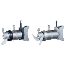 Aeratore / miscelatore sommerso / per trattamento di acqua