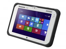 Tablet PC con touch screen / RFID / LAN / IP65
