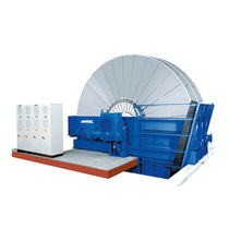 Unità di filtrazione a vuoto / a disco / per liquidi / modulare