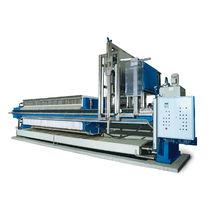 Filtro-pressa a telaio / a trave alta / automatica