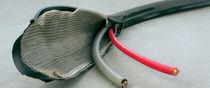 Guaina riapribile / per cavi / per cavi elettrici / in plastica