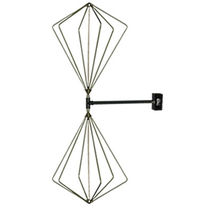 Antenna radio / RF / biconica / rinforzata