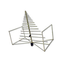 Antenna radio / a log periodico / biconica / rinforzata