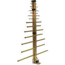 Antenna radio / a log periodico / direzionale / rinforzata